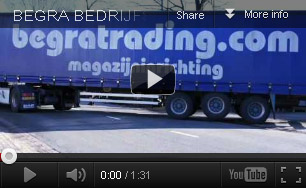 magazijninrichting video