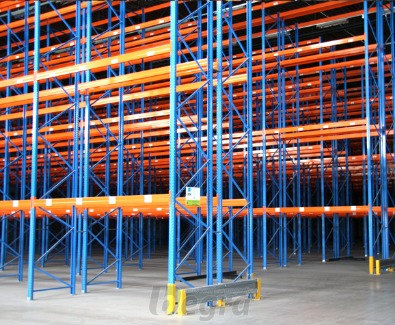 palletstelling Stow