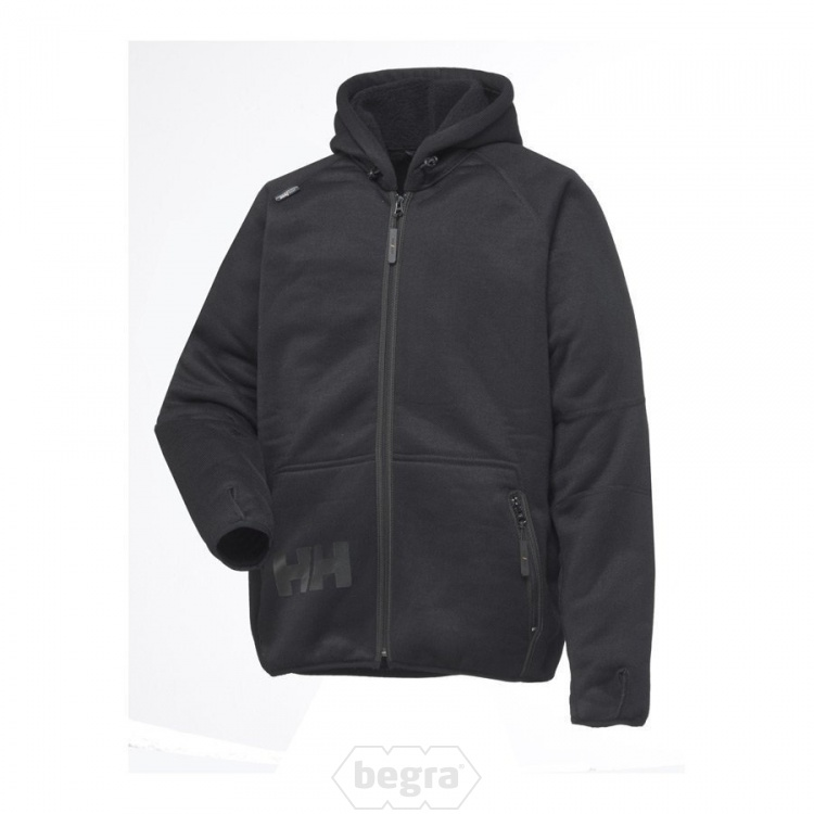 SAXON JUNIOR Jacket 990 Black - Helly Ha