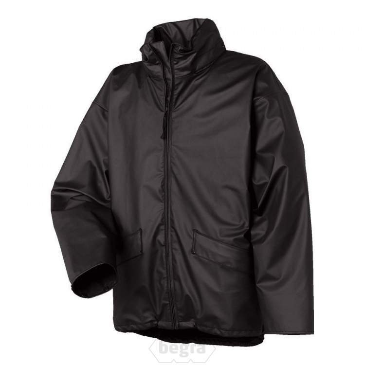 VOSS JUNIOR  Jacket  990 Black - Helly H