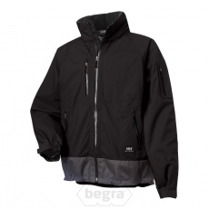AMBERG Jacket  999 Black/Dark Grey - Hel