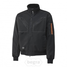BERGHOLM PilotJacket 990 Black - Helly H