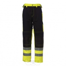 BRIDGEWATER Pant 369 Yellow/Charcoal - H