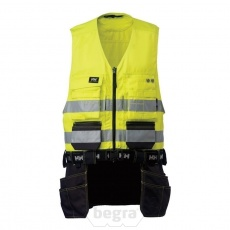 BRIDGEWATER Vest 369 Yellow/Charcoal - H