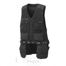 CHELSEA Construction Vest 999 Black/Dark