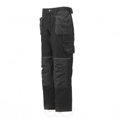 CHELSEA Contruction Pant 999 Black/Charc