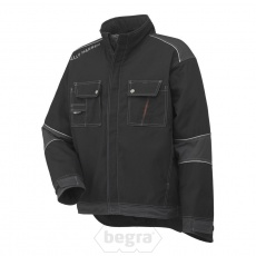 CHELSEA Lined Jacket 999 Black/Dark Grey