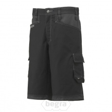 CHELSEA Shorts  999 Black/Dark Grey - He