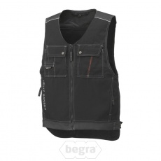 CHELSEA Vest 999 Black/Dark Grey - Helly