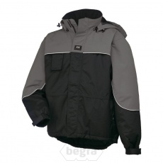EINBECK Jacket 999 Black/Dark Grey - Hel