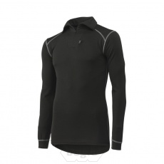 KASTRUP Polo Zip 990 Black - Helly Hanse
