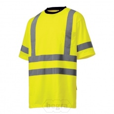 KENILWORTH T-Shirt 360 Yellow - Helly Ha