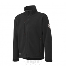 LANGLEY Fleece Jacket 990 Black - Helly