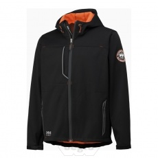 LEON SoftShell Jacket 990 Black - Helly