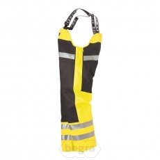 LILLEHAMMER Bib 369 Yellow/Charcoal - He
