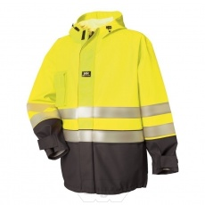 LILLEHAMMER Jacket  369 Yellow/Charcoal