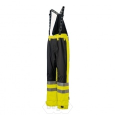 LUDVIKA Pant 369 Yellow/Charcoal - Helly
