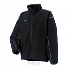 MADRID SoftShell Jacket 990 Black - Hell