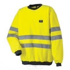 MILDENHALL Sweater 360 Yellow - Helly Ha
