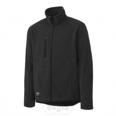 MINTO Microfleece Jacket 990 Black - Hel