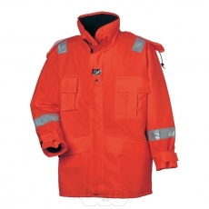 MONGSTAD Quilted Jacket 260 Orange - Hel