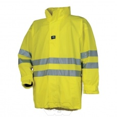 NARVIK Long Jacket 360 Yellow - Helly Ha