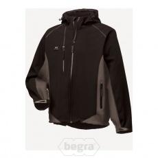 SEVILLA SoftShell Jacket  999 Black/Dark