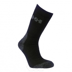 SOCKS Terry Wool 990 Black - Helly Hanse