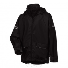STRAND Jacket  999 Black/Charcoal - Hell