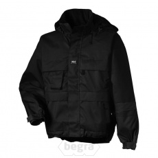 UPPSALA Jacket 990 Black - Helly Hansen