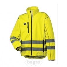 VITORIA Softshell Jacket  360 Yellow - H