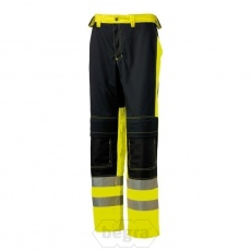WATFORD Pant 369 Yellow/Charcoal - Helly
