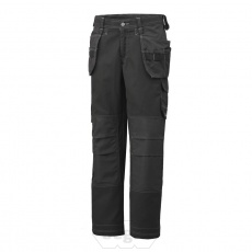 WEST HAM Construction Pant 999 Black/Dar