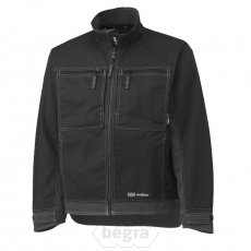 WEST HAM Jacket 999 Black/Dark Grey - He