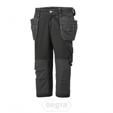 WEST HAM Pirate Pant 999 Black/Dark Grey
